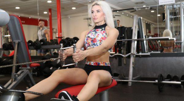 20-ročná Trnavčanka Viera Božíková vyhrala 3.miesto na majstrovstvách sveta v bodyfitness