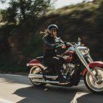 Potrebujete poradiť ako sa na motorku správne vymódiť?